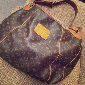 Authentic Louis Vuitton Hobo Bag